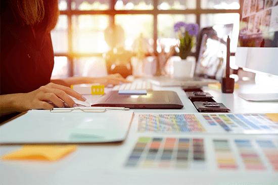 Farben und Design: Farbpsychologie gezielt einsetzen